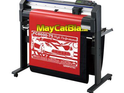 Máy cắt chữ decal Graphtec FC8600 Nhật Bản