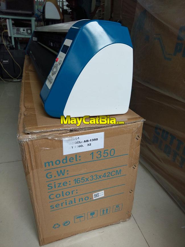 Máy cắt decal khổ 1m2 giá tốt AB-1350