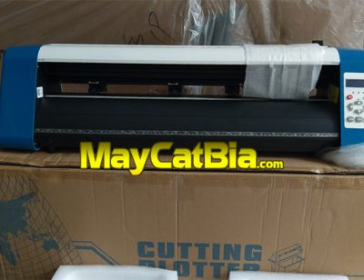Máy cắt decal giá rẻ AB-720 cắt trực tiếp từ Corel