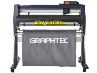 Máy cắt chữ decal Graphtec FC9000 cắt chi tiết nhỏ cực nhanh không lệch